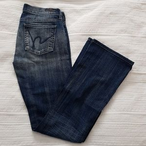 Citizen Of Humanity low rise Kelly jeans size 27